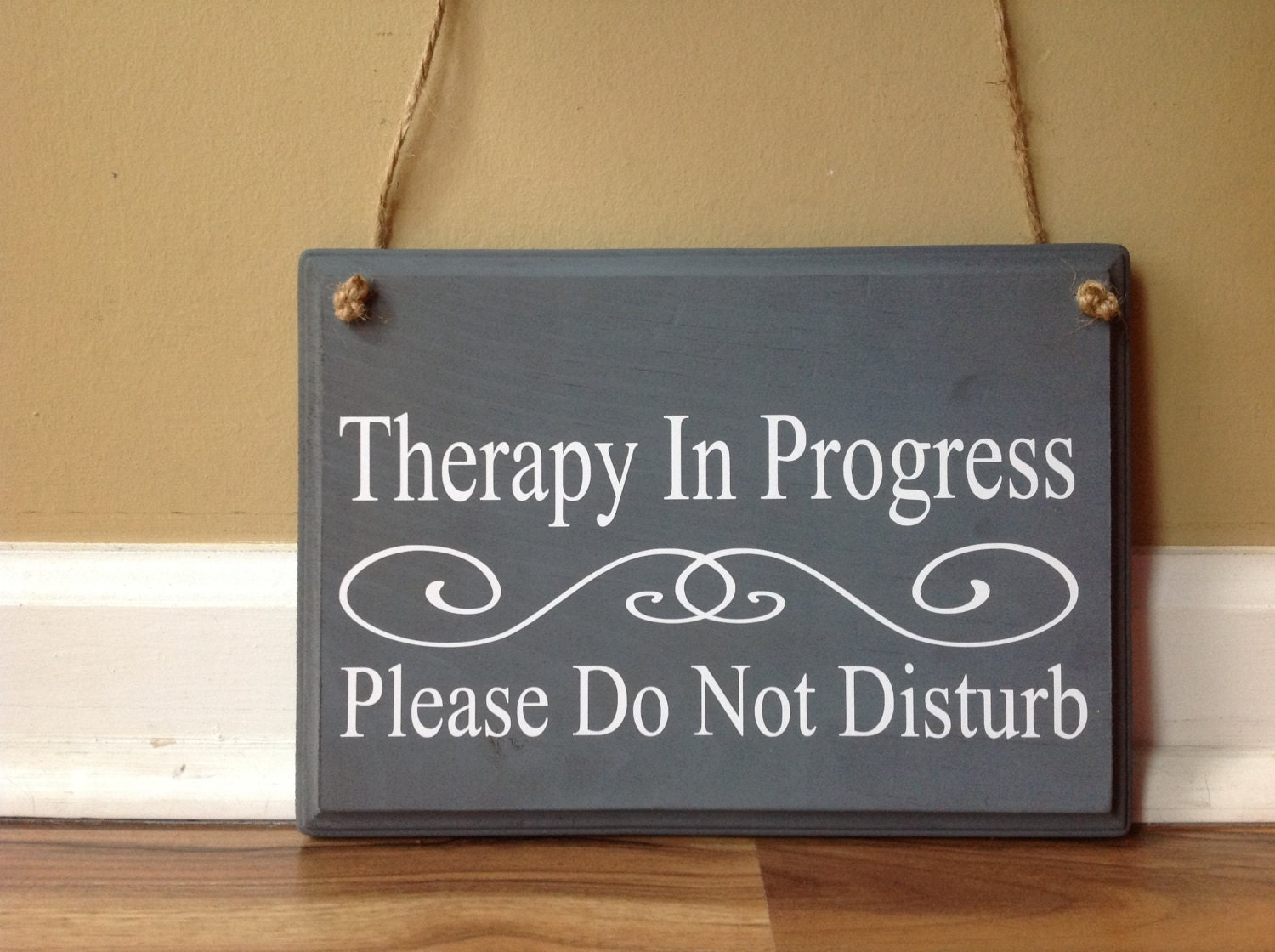 Therapy Office Decor Therapy In Progress Please Do Not Disturb In Session Do Not