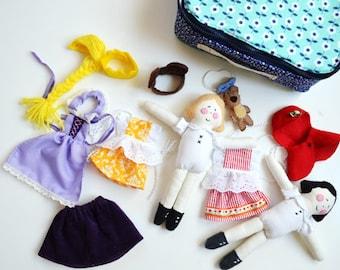 Fairytale Doll Pattern