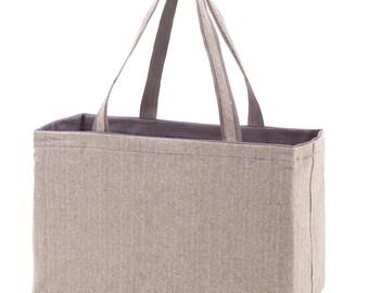 Herringbone ultimate tote large tote tailgate bag huge monogram handbag tailgate bag purse handbag beach bag sorority