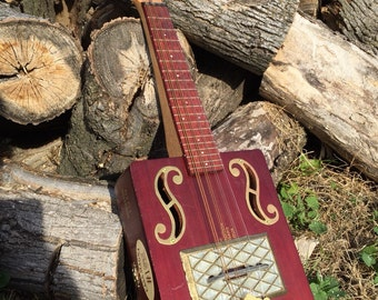 CrocBite Mandolin