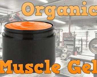 Organic Muscle Gel
