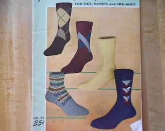 Fleisher's hand knit socks for men women and children knit sock pattern knit socks pattern men socks women socks children socks patterns