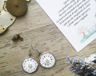 Gemelli diversi earrings
