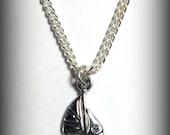 Little Sailboat Necklace