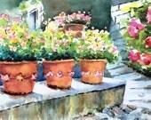 Custom order for Judi Wax Village Garden
