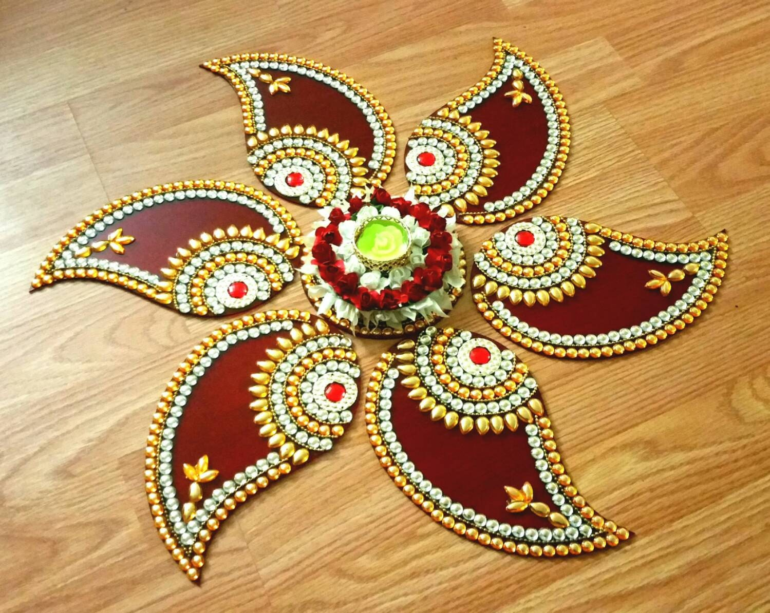 Best Rangoli images for download Free Simple Easy and creative Art