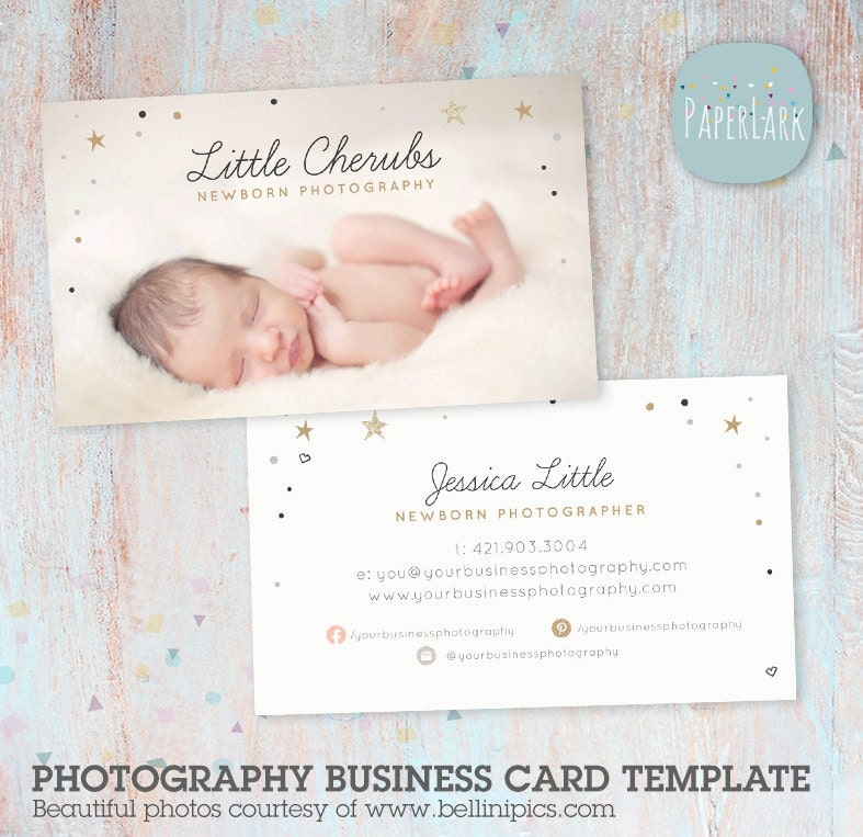 Photography business card photoshop template vg016 for Photography business card template photoshop