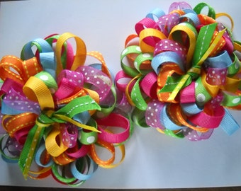 Personalized Boutique and Pagent Bows!