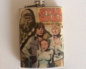 Star Wars Flask