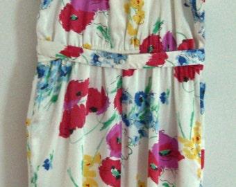 Parigi Two Pieces Dress Size 8