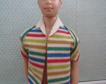 Vintage Barbie Allen Ken Doll 60s Vintage Toys