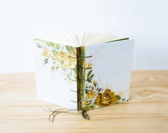 Art Journal, Notebook, Sketchbook - Flora Painting