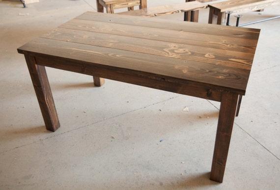 farmhouse table solid wood farmhouse dining table farmhouse