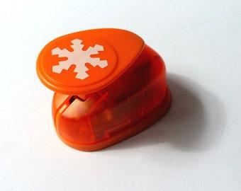 Motivstanzer punch of punch snowflake snow flake