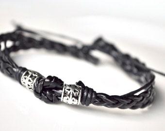 Black men bracelet