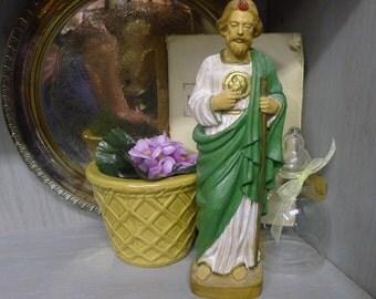 Saint Jude statue - the patron of desperate cases