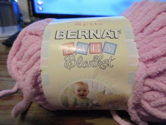 Bernat Baby Blanket Yarn 100 grams