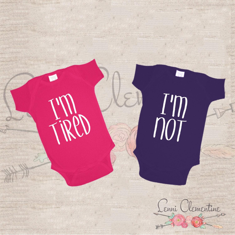 88e7ebb677e15 Funny Twin Shirts For Babies