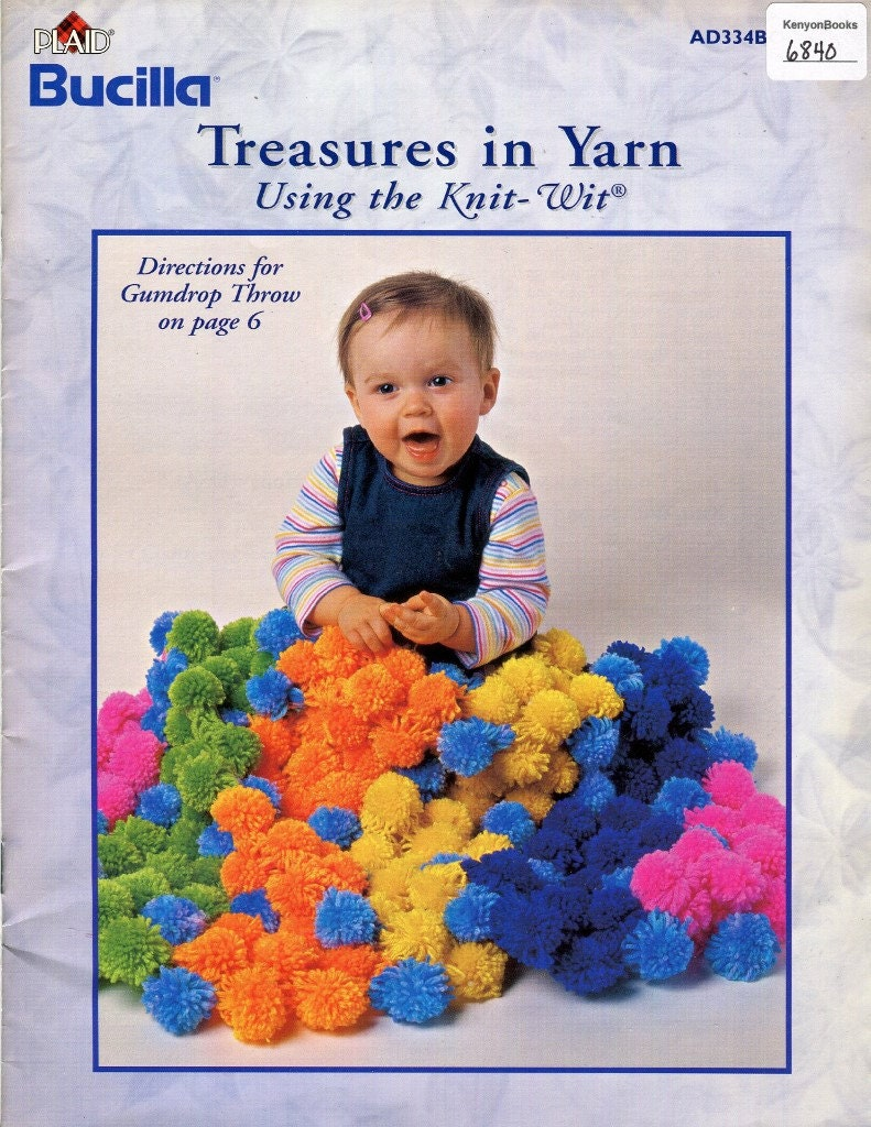 Knit wit patterns throw blankets girls poncho hat baby sets sold by kenyonbooks bankloansurffo Images
