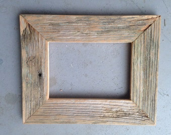 8x8 Barn Wood Picture Frames