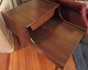 Vintage Side Table - Heywood Wakefield