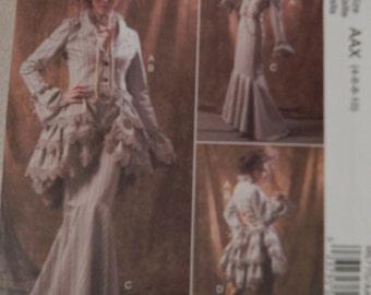 Plus Size Womens Steampunk Dress