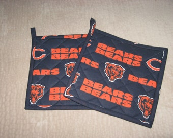 Chicago Bears Thermal Hot Pads-Set of (2)