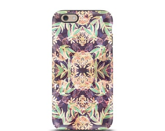 iPhone 7 Case, iPhone 6s Plus case, iPhone 6 case, iPhone 7 Plus, iPhone 7 case Tough, iPhone 5 case, iPhone 5 case, phone case - Floral
