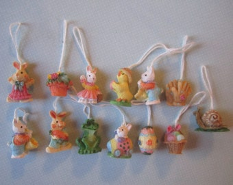 Easter Tree Ornaments Resin 13 (38-13)