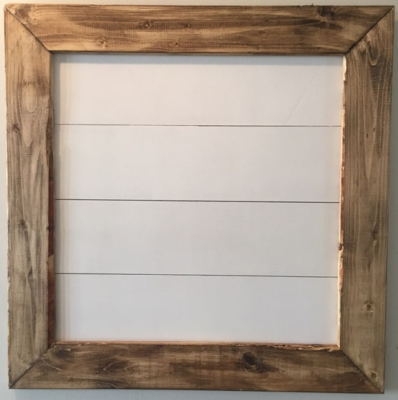 Large Shiplap Wall Decor By Littlebrownnest On Etsy