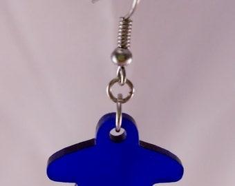 Meeple Earrings