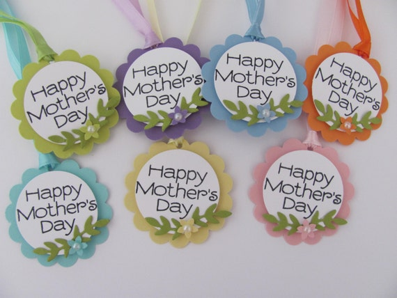 Mother S Day Tags: Mother's Day Gift Tags Mother's Day Tags Happy