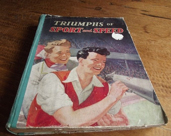 Triumphs of Speed and Sport annual 1947