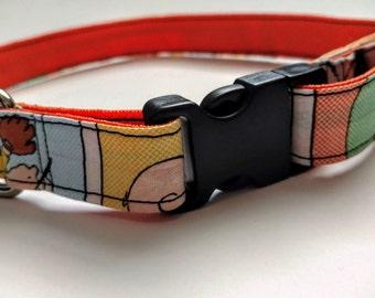 Charlie Brown Dog Collar