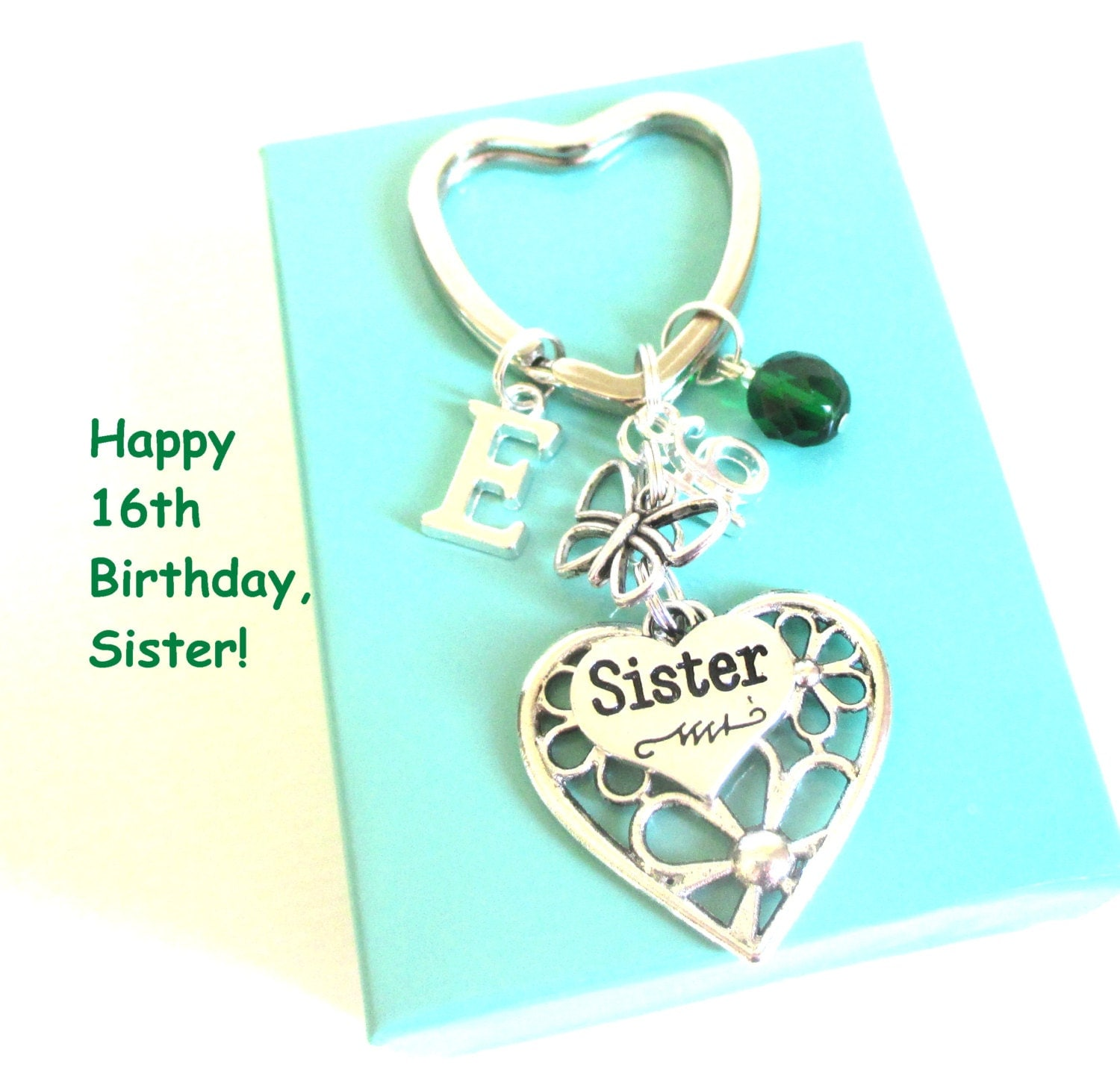 16th Birthday Gift For Sister Personalised By DoodlepopDesigns