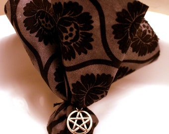 Pentacle Mojo Bag