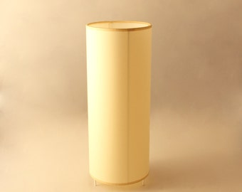 Cylindrical table lamp - 30 x 12 cm - BASIC