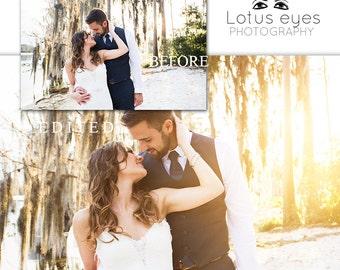 5 Photoshop Sun/ Sunshine Overlays- EASY