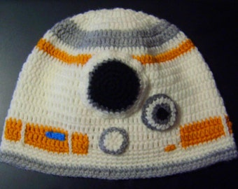 star wars BB8 inspired hat NEW - The Force Awakens