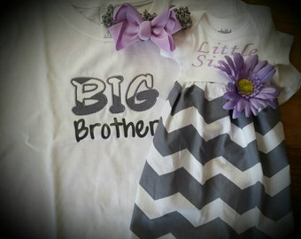 Big Brother Little Sister Set