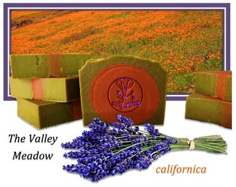 The Valley Meadow Soap