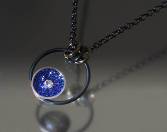 Small North Star Necklace by Jackie Taylor Designs