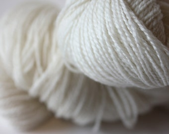 NEW** - Organic Wool  - Natural