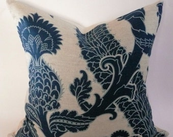 Schumacher Shalkar Pillow Cover