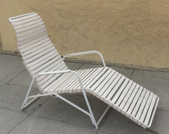 Pair of Mallin Two Position Chaise Lounges