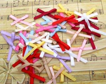 Pack of 20: Kawaii Fabric Ribbons