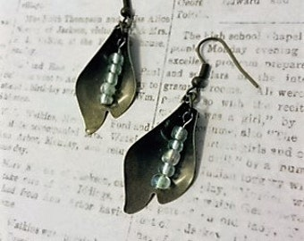Cottage Chic Petal Earrings