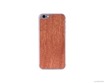 Real Mahogany iPhone 6 / 6 Plus Wood Skin