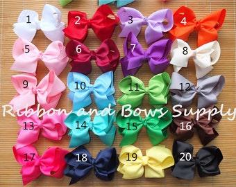 Single Ribbon Bow