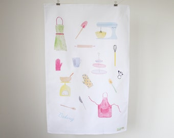 Baking Tea Towel